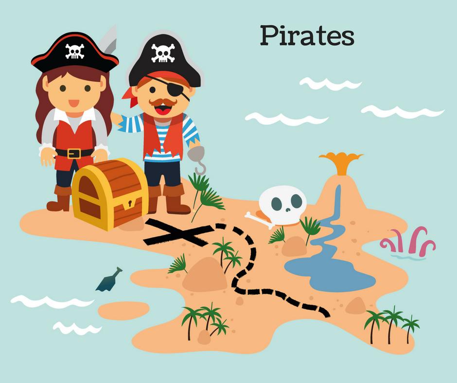 Thème Pirates