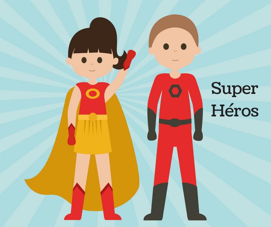 Thème Super-Héro