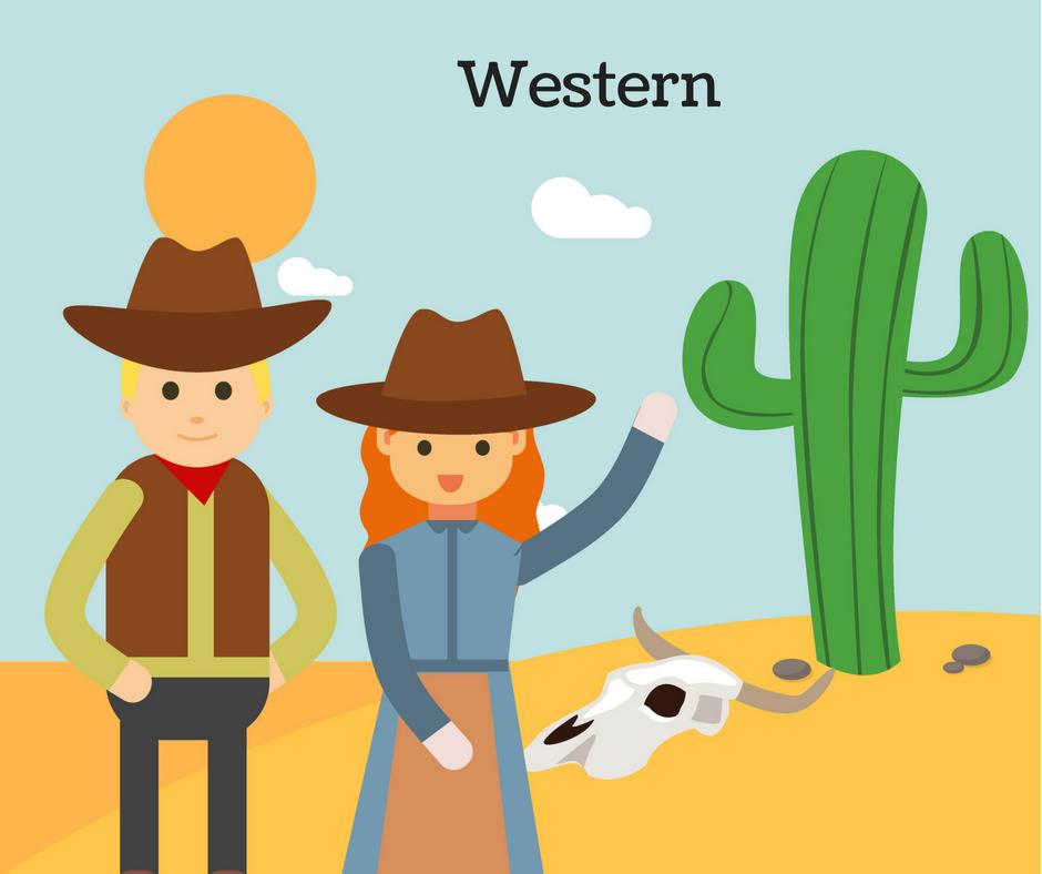 Thème Western