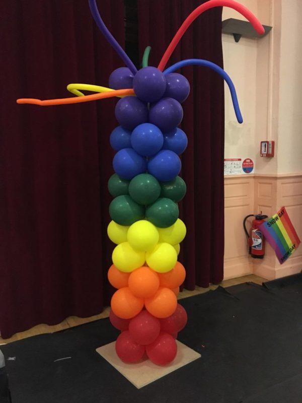 Sculpture sur ballon - Décoration