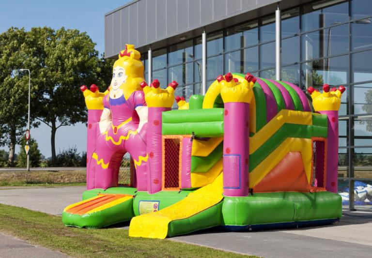 Location château gonflable Princesse