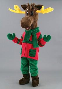 Location mascotte Elan de Noël