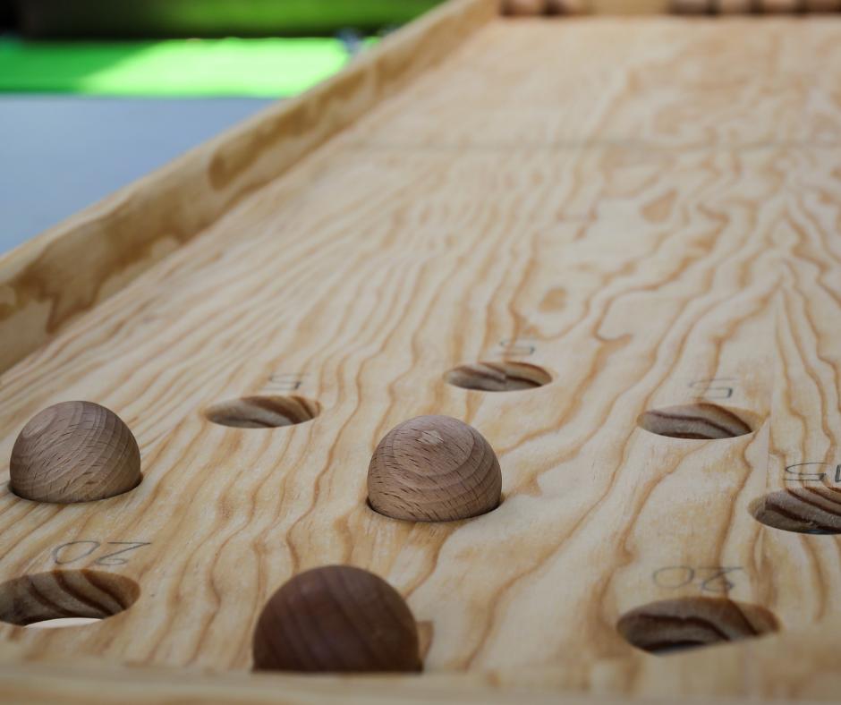 Location jeu en bois - Billard japonais